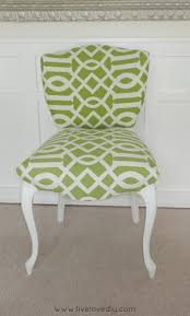 Livelovediy by Livelovediy How To Reupholster A Chair My 10 Best Chair Makeovers