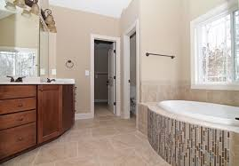 His And Hers Bathroom by Two Story Custom Home Builders Cary U2013 Stanton Homes