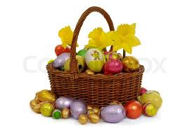easter basket buy stock photos of easter basket colourbox