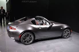 mazda sports car 5 coolest things about the 2017 mazda mx 5 miata rf