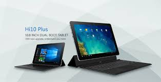 chuwi 10 8 inch windows 10 android 5 1 tablet pc quad core 1 44ghz