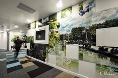 bouygues siege social design mural sur mesure pour la salle de fitness de l hôtel novotel