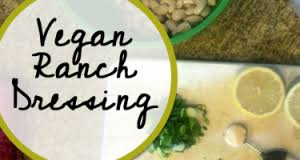 creamy vegan ranch dressing recipe i vegan you
