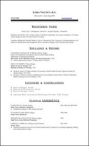 Sample Of Rn Resume by Resume For Triage Nurse Http Www Resumecareer Info Resume For