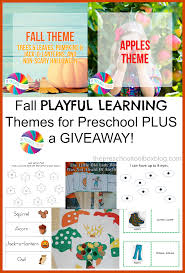 fall theme for preschoolers playful learning all season long 3