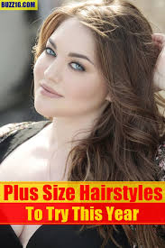 medium haircuts for plus size