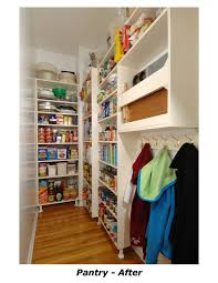pantries sophisticated storage solutions