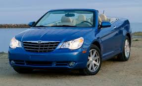 2009 chrysler sebring information and photos zombiedrive