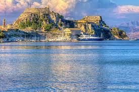 Greek Islands Map Holidays In Corfu Island Greece Greek Islands Dreamingreece