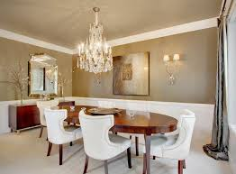 Best  Lighting Ideas For Dining Room Images On Pinterest - Crystal chandelier dining room