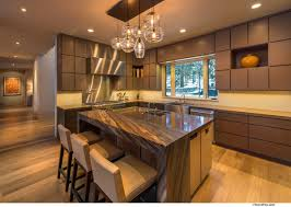 kitchen island bars breakfast bar kitchen island home near lake tahoe california