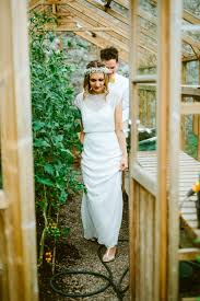 funky wedding dresses flossy and dossy wedding dress for a and wedding