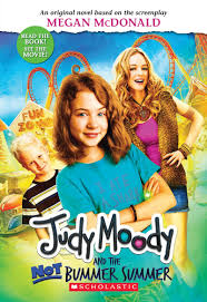 judy moody and the not bummer summer by megan mcdonald scholastic