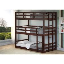 Donco Bunk Bed Cappuccino Bunk Bed Hugo Irving