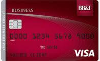 Visa Business Card Bb U0026t Visa Business Credit Card Business Bb U0026t Bank