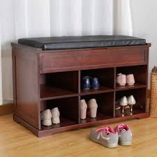 Bench Shoe Storage Shoe Storage Bench You Ll Wayfair