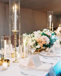 candle centerpiece wedding affordable wedding centerpieces that still look elevated martha
