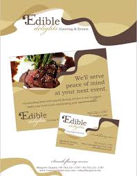 Catering Calling Card Design Seller How To Top 10 Graphic Designs To Give Your Shop The Edge