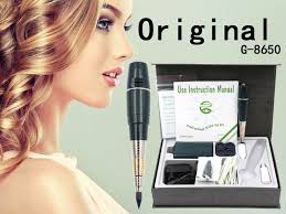 professional permanent makeup free shipping 1 set battery original taiwan sun g 8650