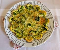 cuisiner brocolis les mets tissés cuisine d ici et d ailleurs quiche sans pâte aux