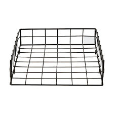 otto wire a4 document tray black officeworks