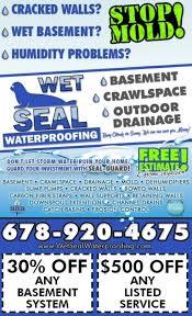 Best Way To Waterproof Your Basement by Blog Crawl Space And Basement Waterproofing In Atlanta Georgia