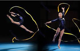 ribbon dancer 6m rhythmic gymnastics ribbon riband ballet streamer