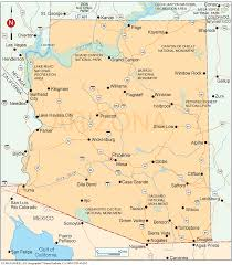 map az quartzsite az map my