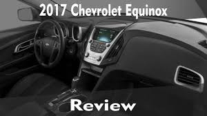 2017 chevrolet equinox review youtube