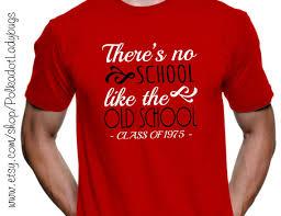 high t senior there s no school like the school senior shirt high school