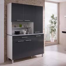 portes cuisine buffet de cuisine avec 6 portes et 1 tiroir largeur 120cm kitchen