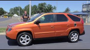 here u0027s why the ugly pontiac aztek is becoming cool youtube