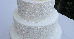 lace wedding cakes tuscan wedding cakes