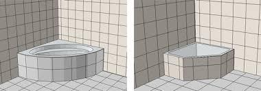 Bathtubs Types Typical Types Of Bathtubs