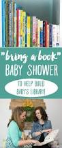Baby Shower Instead Of A Card Bring A Book Bring A Book