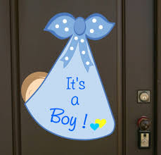 Welcome Home Baby Decorations Decor How To Make Hospital Door Hanger Decorations For Your Home