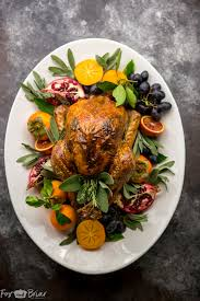 easy herb butter roasted turkey fox and briar
