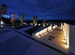 In Ground Landscape Lighting High Power In Ground Landscape Lighting Stake Fixtures 120v The