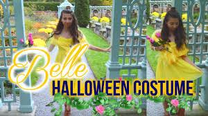 Belle Halloween Costume Diy Belle Halloween Costume