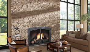 arch makeover masonry fireplace door design specialties