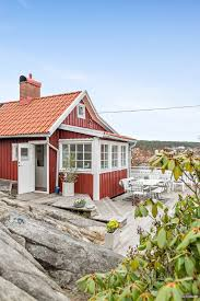 cozy 1930 cottage overlooking the sea in sweden small house bliss