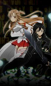 wallpaper android sao free kirito wallpapers android apps apk download for android getjar