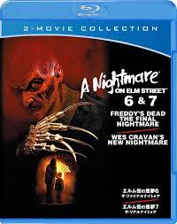 Pesadilla en la Calle Elm 6: La Muerte de Freddy & Pesadilla en la Calle Elm 7: La Nueva Pesadilla de Wes Craven [BD25]