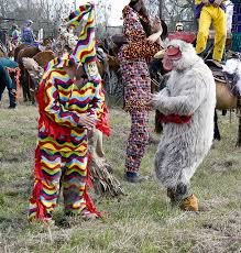 traditional cajun mardi gras costumes mais yeah cher gimme da boot the o jays