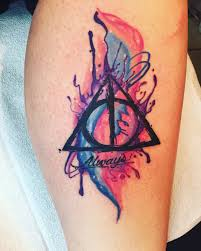 my new tattoo harry potter deathly hallows u2026 pinteres u2026