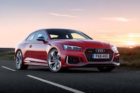 2018 audi rs5 coupe in the second generation of the audi rs5