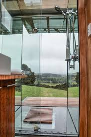 Glass Box House Glamp In A Glass Box To Experience The Great Outdoors In New
