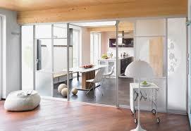 offene küche wohnzimmer abtrennen offene küche mit schiebetür abtrennen planungswelten