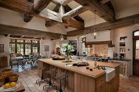cuisine style ancien cuisines poutres en bois style ancien cuisie interieur solutions