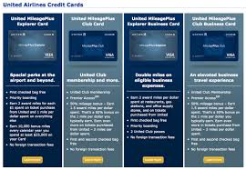 Checked Bag Fee United Mileageplus United Airways Credit Card